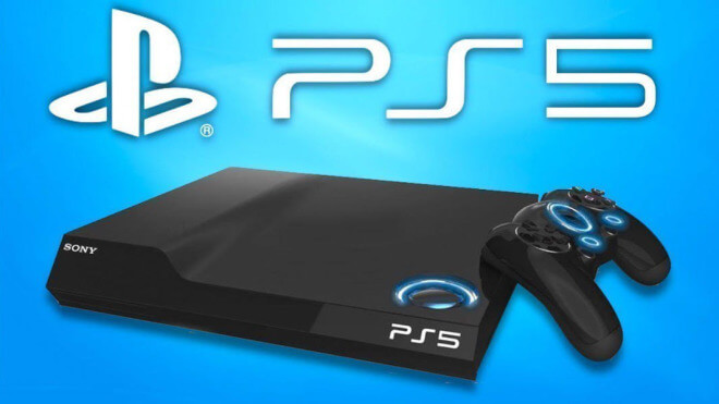 data de lançamento do PS5 console video game