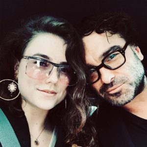 johnny galecki alaina meyer